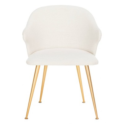 Edmond Arm Chair Cream - Safavieh