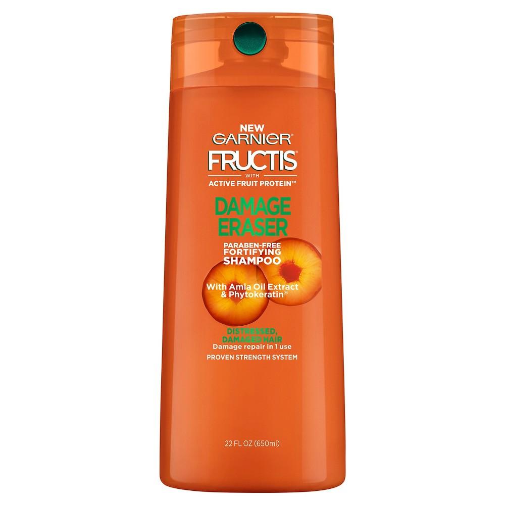 Garnier Fructis Paraben Free Damage Eraser Fortifying Shampoo - 22 fl oz