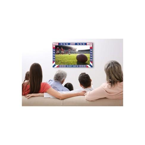 NFL New York Giants Big Game TV Frame - image 1 of 1