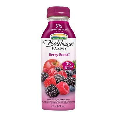Bolthouse Farms Berry Boost - 15.2 fl oz