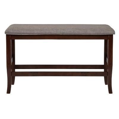 Burton Padded Counter Dining Bench - miBasics