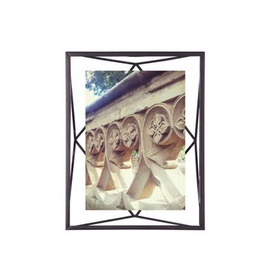 "5"" x 7"" Prisma Photo Display Frame Black - Umbra"