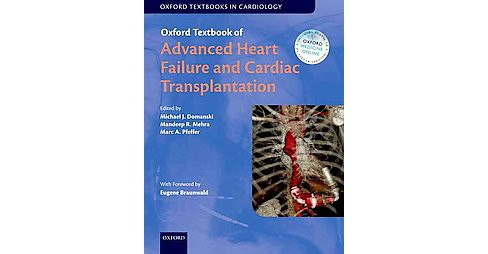 Oxford Textbook of Advanced Heart Failure and Cardiac Transplantation (Hardcover) - image 1 of 1
