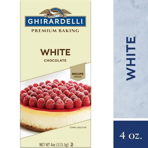 Ghirardelli White Chocolate Baking Bar - 4oz - image 1 of 4