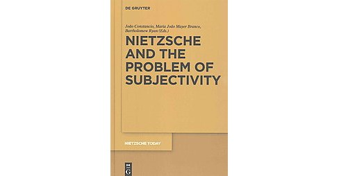 Nietzsche and the Problem of Subjectivity (Hardcover) - image 1 of 1