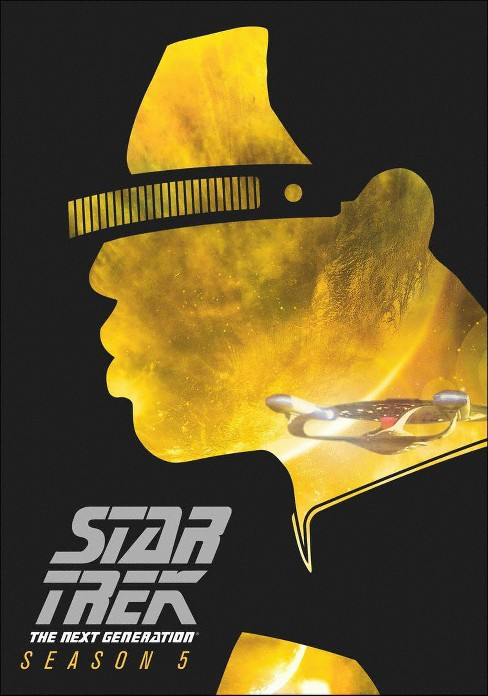 Star Trek:Next Generation Season 5 (DVD) - image 1 of 1