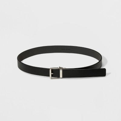 Perfect Fit Women's Stretch Belt   Black by Black