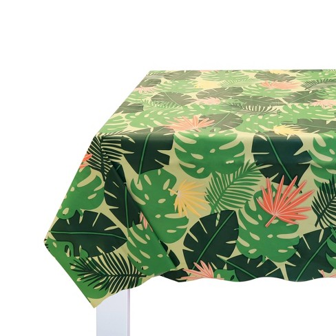 Jungle Cat Table Cover - Spritz™ - image 1 of 3
