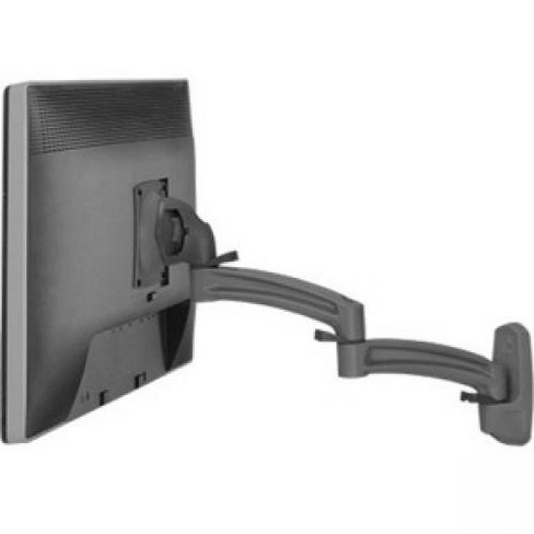 """Chief KONTOUR K2W120B Mounting Arm for Flat Panel Display - Black - 10"""" to 30"""" Screen Support - 40 lb Load Capacity - image 1 of 1"""