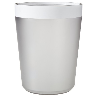 Wastebasket Frosted - Room Essentials™