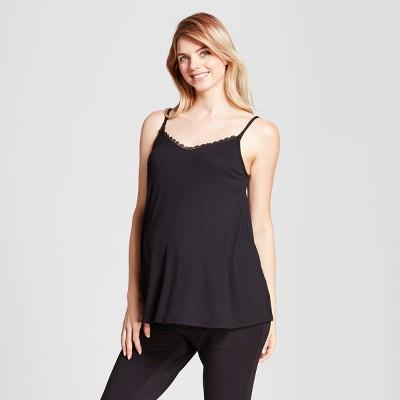 Maternity Pajama Set - Isabel Maternity™ by Ingrid & Isabel® Black M