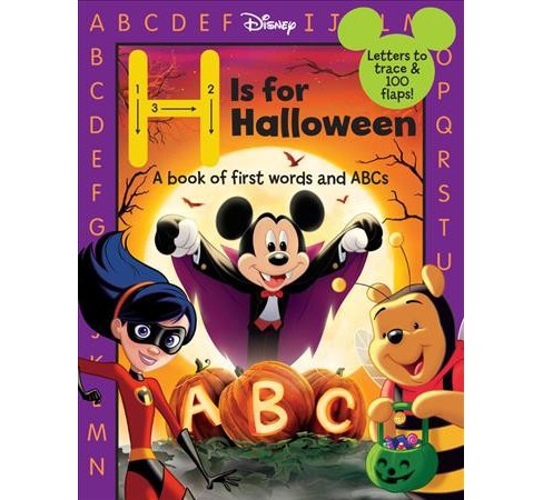 H Is for Halloween -  BRDBK by Brooke Vitale (Hardcover) - image 1 of 1