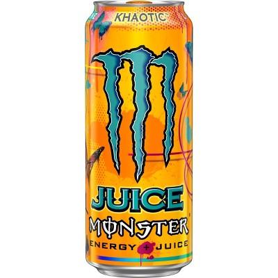 Juice Monster Khaotic - 16 fl oz Can