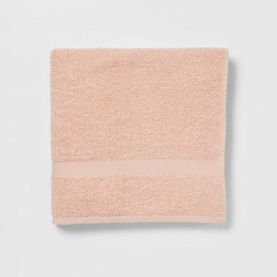 Bath Towel Light Peach - Room Essentials™