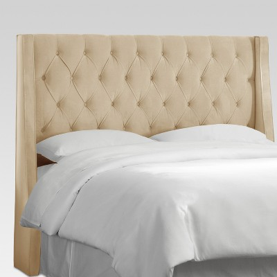 Gilford Tufted Wingback Headboard - Threshold™