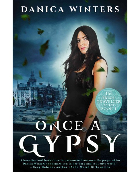 Once a Gypsy (Paperback) (Danica Winters) - image 1 of 1