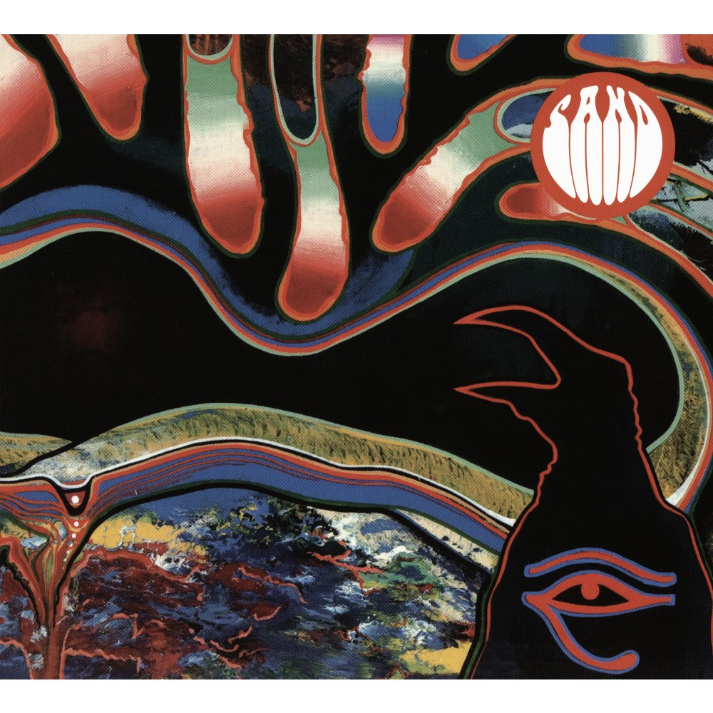Sand - North Atlantic Raven (CD)