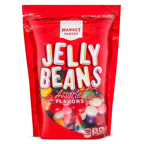 Assorted Flavors Jelly Beans - 14oz - Market Pantry™ - image 1 of 1