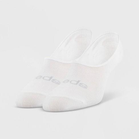 Peds Women's Blister Resisting 2pk Liner Socks - White 5-10 - image 1 of 3