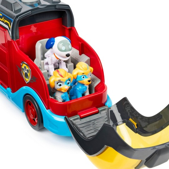 PAW Patrol Mighty Pups Cruiser Toy Vehicle image number null