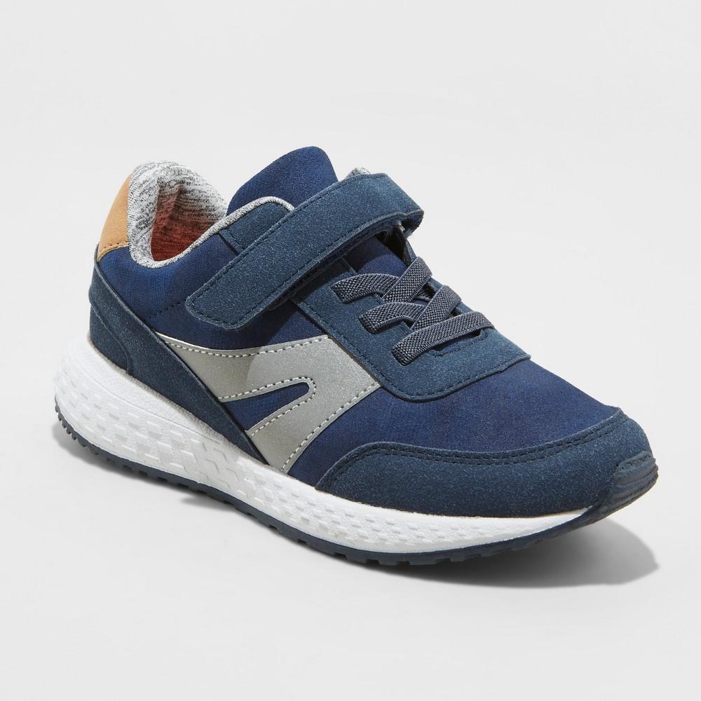 Toddler Boys' Camden Sneakers - Cat & Jack Navy 1, Blue