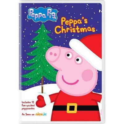 Peppa Pig: Peppa's Christmas (DVD)(2019)