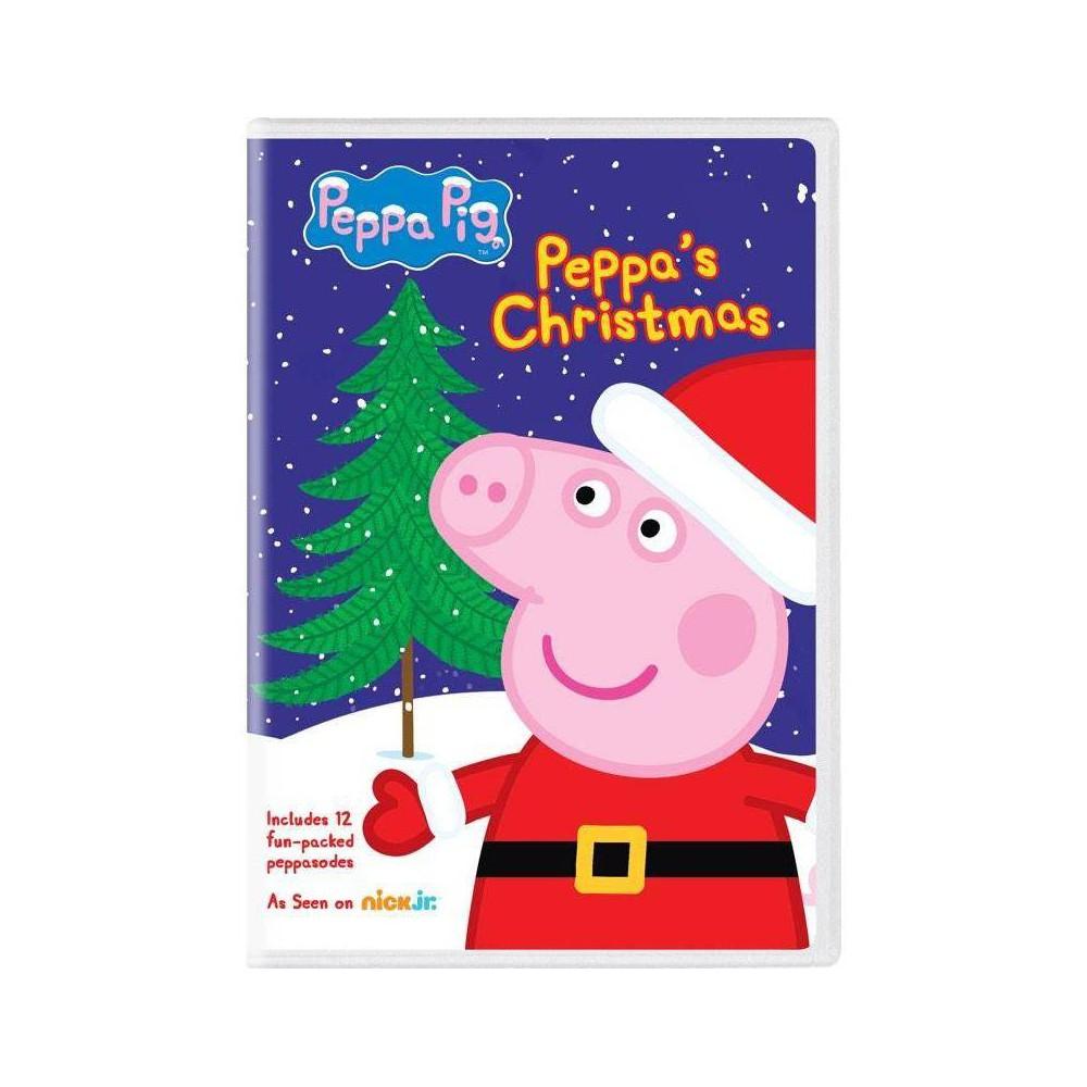 Peppa Pig: Peppa's Christmas (DVD) was $9.99 now $6.59 (34.0% off)