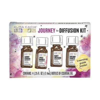 Aura Cacia Journey to Diffusion Kit - 1 fl oz