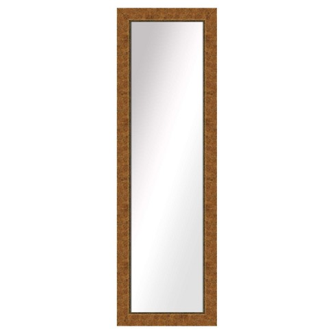 Floor Mirror PTM Images Deep Gold - image 1 of 1