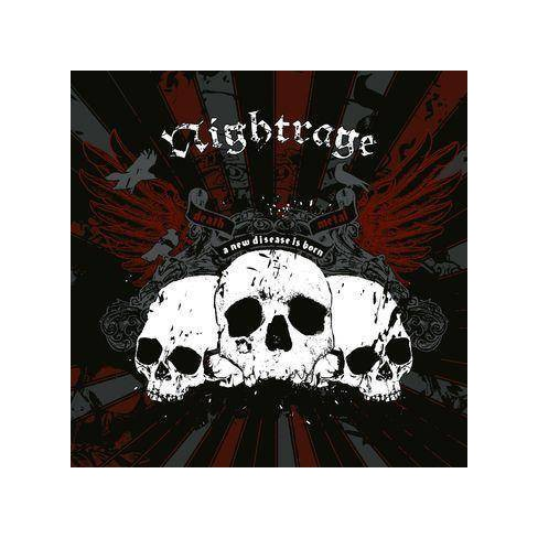 Nightrage - New Disease Is Born (Vinyl) - image 1 of 1