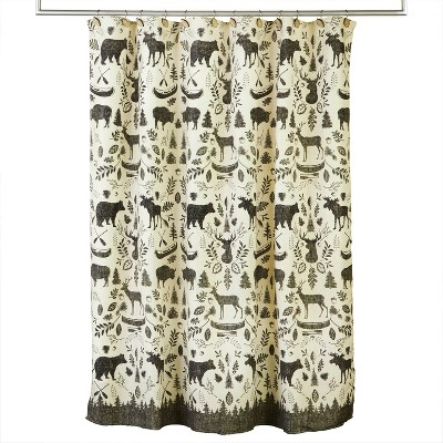 Aspen Lodge Shower Curtain - SKL Home
