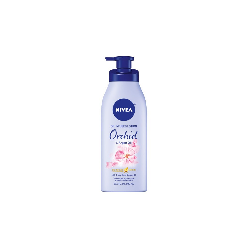 Image of NIVEA Orchid And Argan Oil Infused Body Lotion - 16.9 fl oz