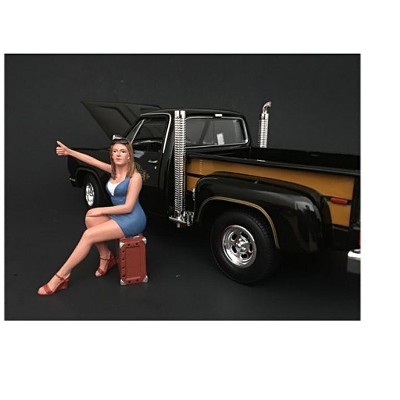 70's Style Figurine VI for 1/18 Scale Models by American Diorama