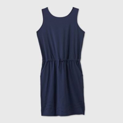 Girls' Stretch Woven Dress - All in Motion™