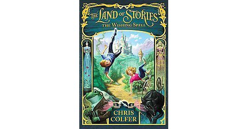 The Land of Stories ( Land of Stories) (Hardcover) by Chris Colfer - image 1 of 1