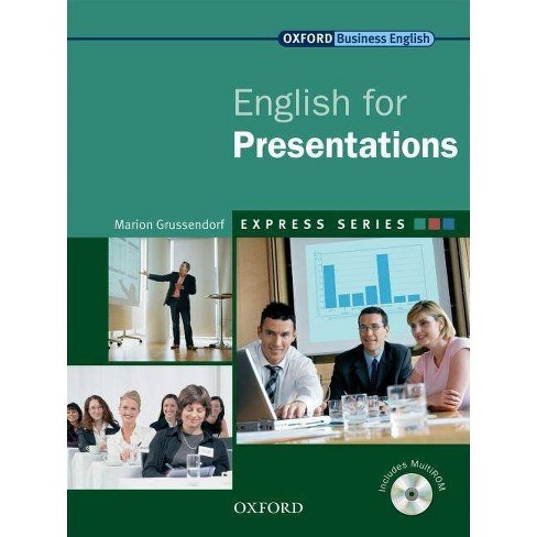 English for Presentations - (Oxford Business English) by  Marion Grussendorf (Paperback) - image 1 of 1