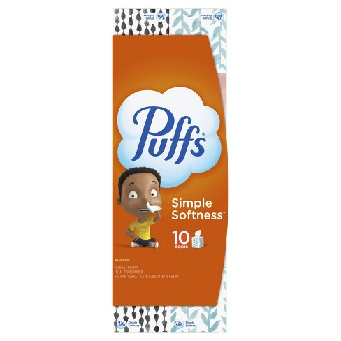 Puffs Facial Tissue - image 1 of 4