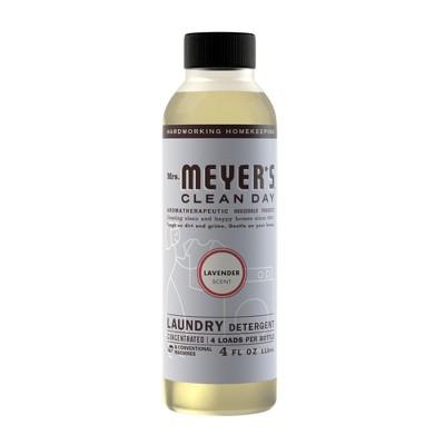 Mrs. Meyer's Lavender Scented Laundry Detergent - 4 fl oz