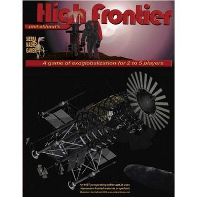 High Frontier (1st Edition) Board Game