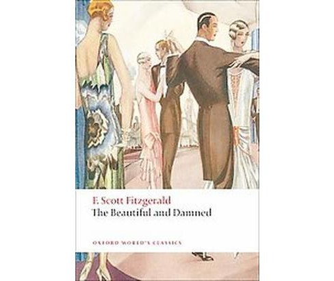 Beautiful and Damned (Reissue) (Paperback) (F. Scott Fitzgerald) - image 1 of 1