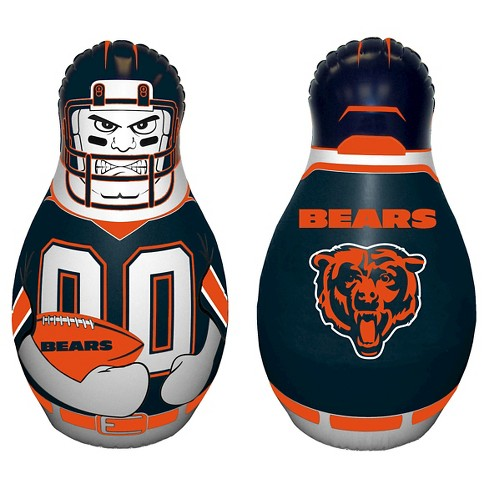 NFL Chicago Bears Tackle Buddy Inflatable Punching Bag - image 1 of 1