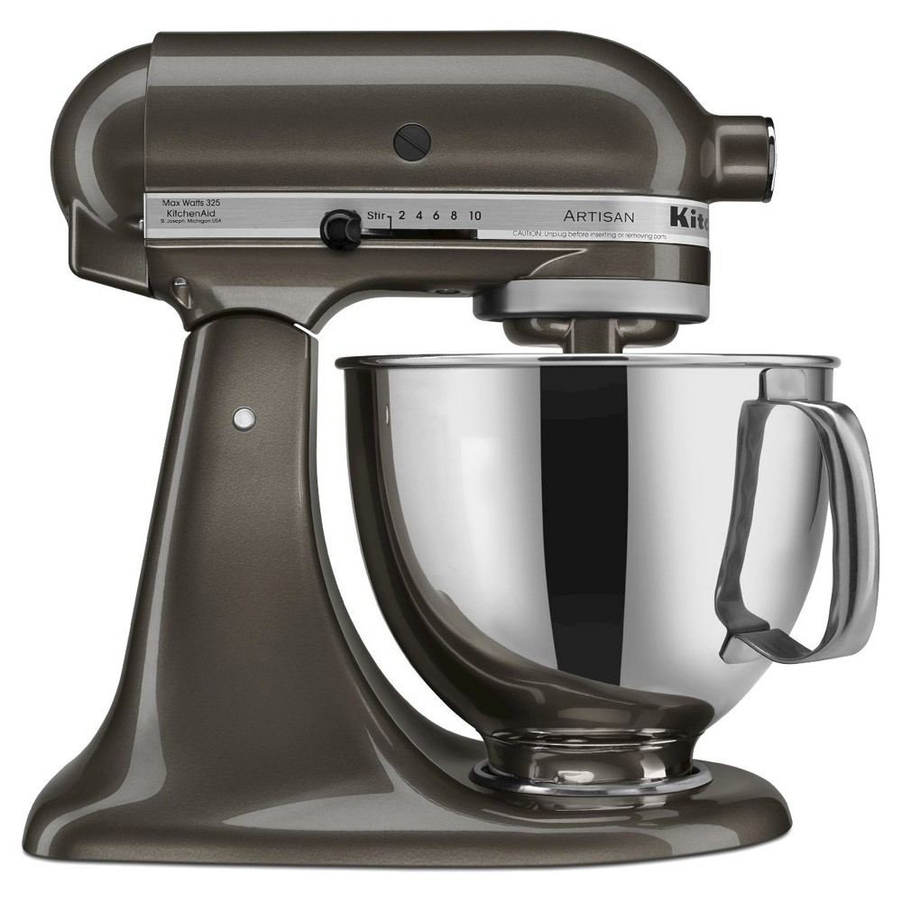 KitchenAid Artisan Series 5 Quart Tilt-Head Stand Mixer- Ksm150, Truffle Dust 16618673