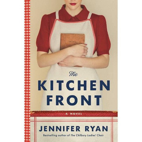 The Kitchen Front - by  Jennifer Ryan (Hardcover) - image 1 of 1