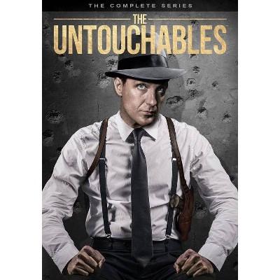 The Untouchables: The Complete Series (31 Discs) (DVD)