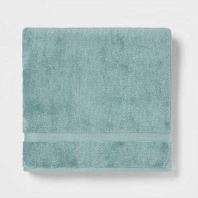 Perfectly Soft Solid Bath Sheet Dusty Jade - Opalhouse™