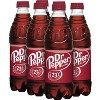 Dr Pepper Soda - 6pk/0.5 L Bottles - image 3 of 4