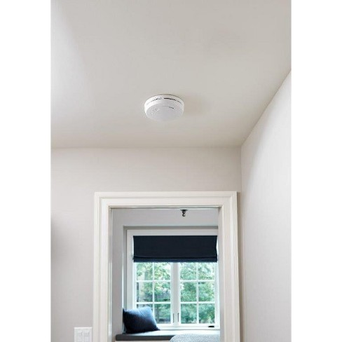 First Alert 10 Year Photoelectric Smoke And Carbon Monoxide Alarm