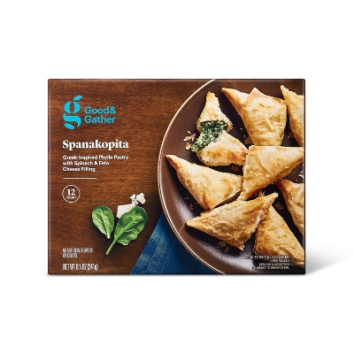 Frozen Spanakopita - 8.5oz/12ct - Good & Gather™