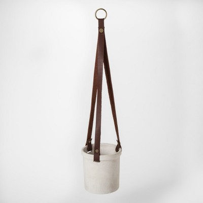 Hanging Pot - White - Smith & Hawken™