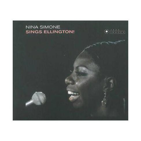 Nina Simone - Sings Ellington! (CD) - image 1 of 1